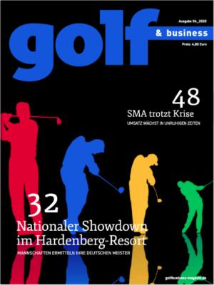 Titelseite_Golf Business_Ausgabe4
